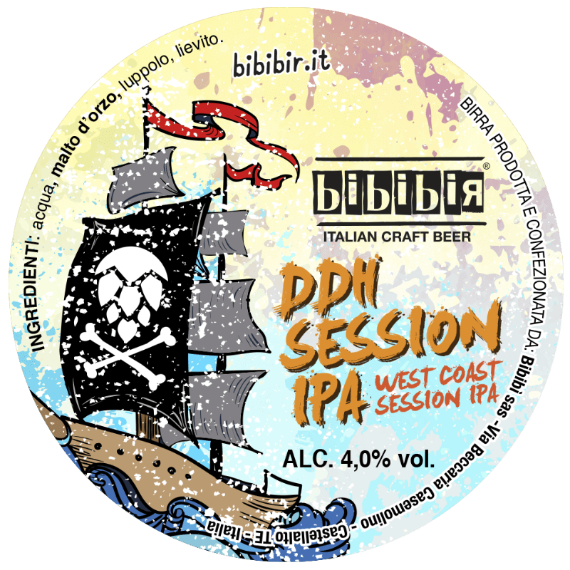 DDH SESSION IPA